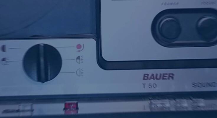Beitragsbild Bauer T50 Sound Royal