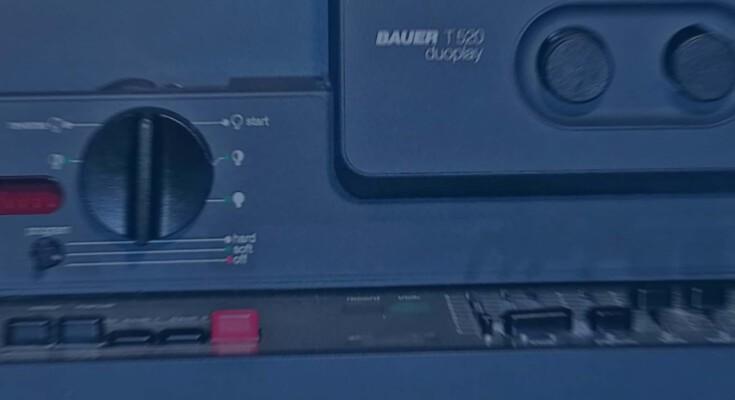 Beitragsbild Bauer T520 duoplay