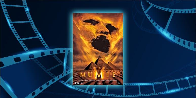 Filmplakat Die Mumie