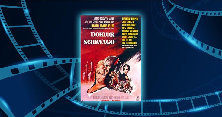 Filmplakat Doktor Schiwago