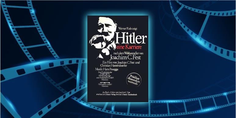 Filmplakat Hitler-eine Karriere