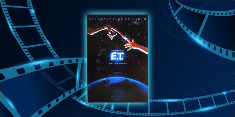 Filmplakat E.T.