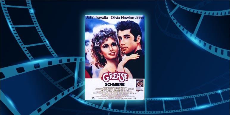 Filmplakat Grease
