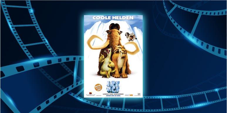Filmplakat Ice Age