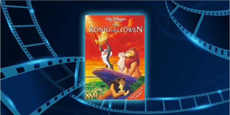 Filmplakat König der Löwen
