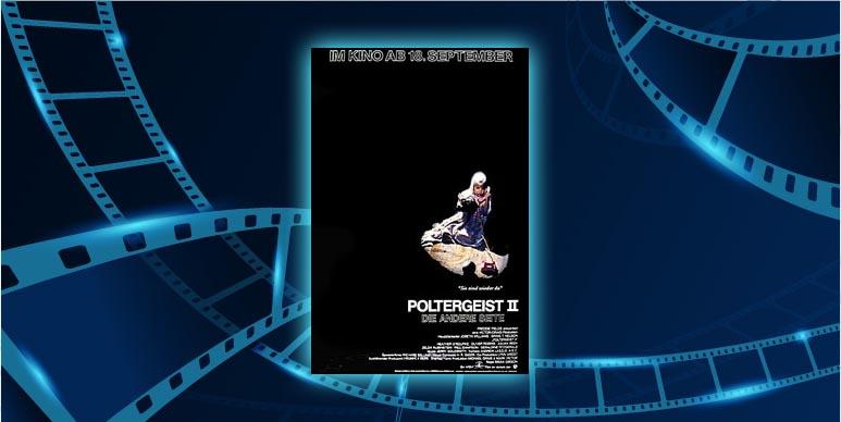 Filmplakat Poltergeist II