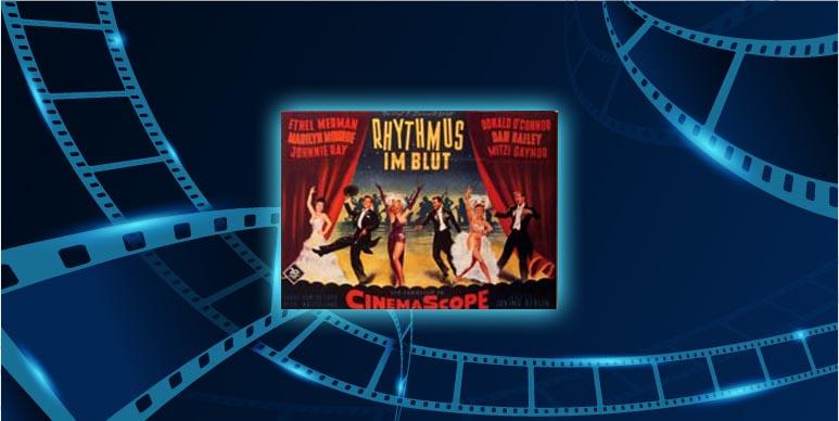 Filmplakat Rhythmus im Blut
