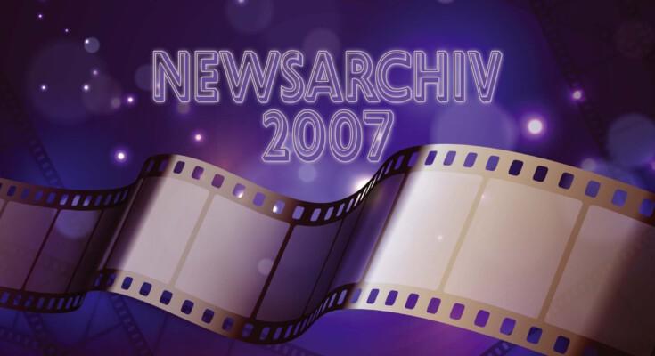 Beitragsbild Newsarchiv 2007