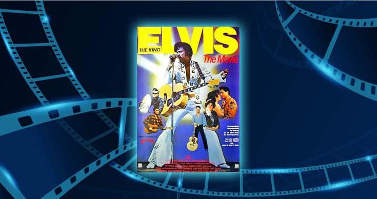 Fimlplakat Elvis the King