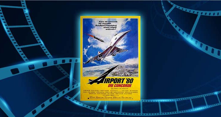 Beitragsbild Airport '80 - Die Concorde