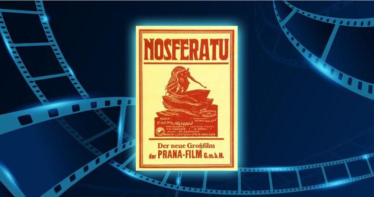 Fimlplakat Nosferatu