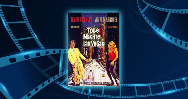 Fimlplakat Tolle Nächte in Las Vegas