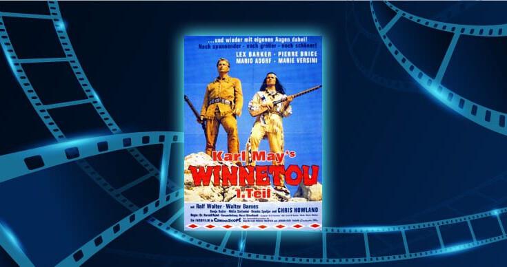 Fimlplakat Winnetou 1