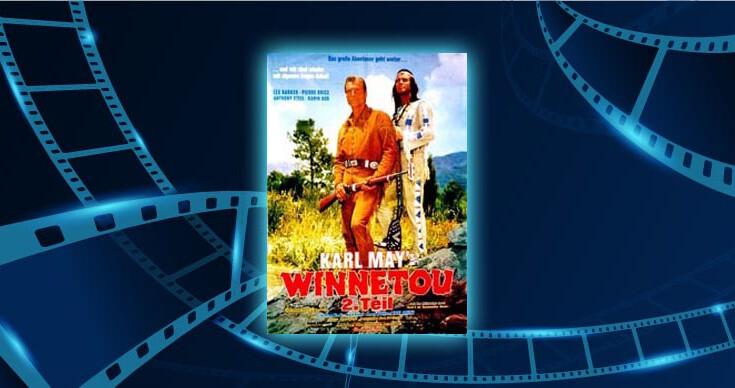 Fimlplakat Winnetou 2