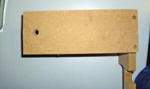 Elmo 700m-fähig (Ansicht der Grundplatte von unten)