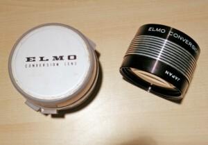 Elmo Conversion Lens (Reversibler Konverter) (Seitenansicht)