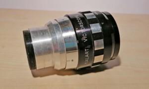 Kalart Victorscope (Anamorphot) (Seitenansicht)