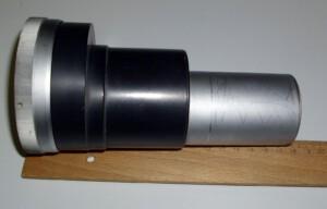 Ross Expandascope (Anamorphot) (Seitenansicht)