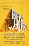 Filmplakat Ben Hur