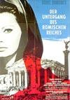 Filmplakat Der Untergang des römischen Reiches