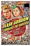 Filmplakat Flash Gordon rettet das Universum