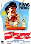 Filmplakat Girls! Girls! Girls!