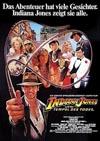 Filmplakat Indiana Jones und der Tempel des Todes