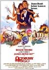 Filmplakat Octopussy