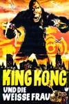 Filmplakat King Kong und die weiße Frau