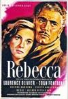 Filmplakat Rebecca