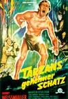 Filmplakat Tarzans geheimer Schatz