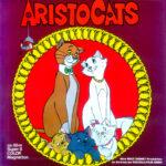 Front-Cover der Super 8-Kurzfassung von Aristocats