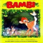 Front-Cover der Super 8-Kurzfassung von Bambi