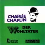 Front-Cover der Super 8-Kurzfassung von Charlie Chaplin: Der Wohltäter