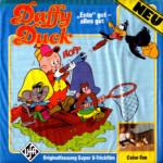 Front-Cover der Super 8-Kurzfassung von Daffy Duck: Ente gut - alles gut