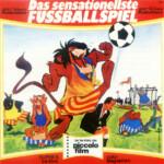 Front-Cover der Super 8-Kurzfassung von Das sensationelle Fußballspiel