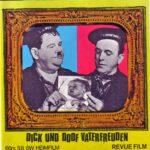 Front-Cover der Super 8-Kurzfassung von Dick & Doof: Vaterfreuden