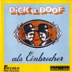 Front-Cover der Super 8-Kurzfassung von Dick & Doof als Einbrecher