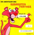 Front-Cover der Super 8-Kurzfassung von Die Abenteuer des Rosaroten Panther: Als Soldat und Pilot