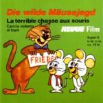 Front-Cover der Super 8-Kurzfassung von Die wilde Mäusejagd