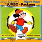 Front-Cover der Super 8-Kurzfassung von Micky Maus Jumbo-Packung