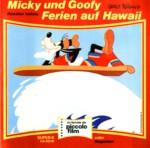 Front-Cover der Super 8-Kurzfassung von Micky und Goofy: Ferien auf Hawaii