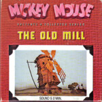 Front-Cover der Super 8-Kurzfassung von Silly Symponies (Disney): The old mill