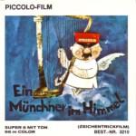 Front-Cover der Super 8-Fassung von Ein Münchner im Himmel