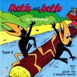 Front-Cover der Super 8-Kurzfassung von Heckle & Jeckle: Die Eindringlinge