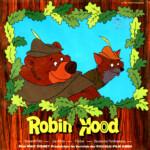 Front-Cover der Super 8-Kurzfassung von Disney's Robin Hood