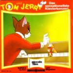Front-Cover der Super 8-Kurzfassung von Tom & Jerry: Das sensationellste Klavierkonzert