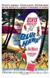 Filmplakat Blaues Hawaii