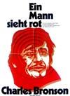 Filmplakat Ein Mann sieht rot