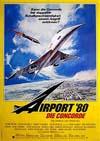 Filmplakat Airport '80 - Die Concorde